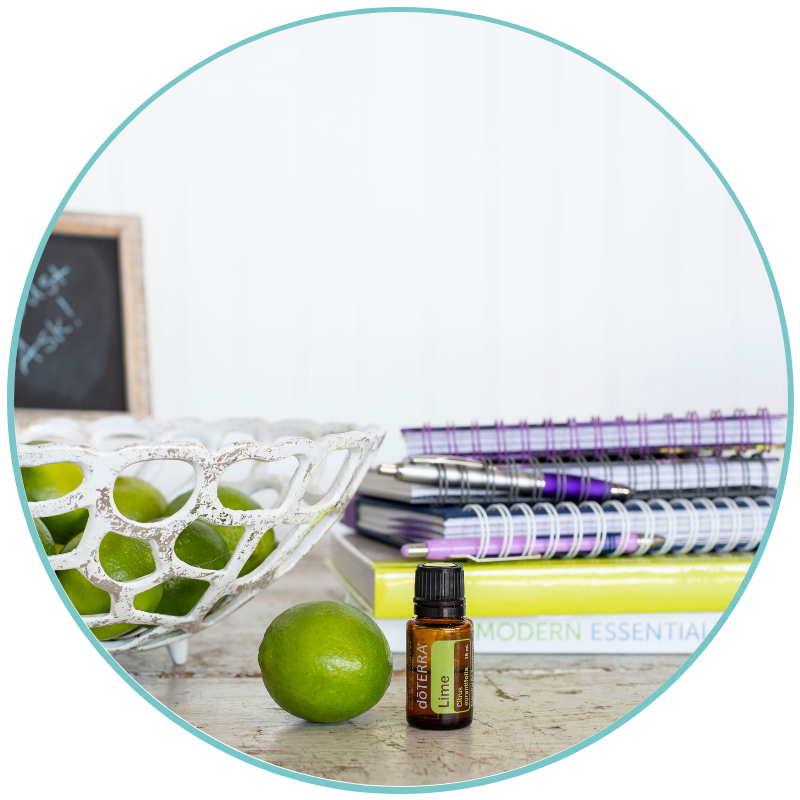 Essential Oil Reference Material