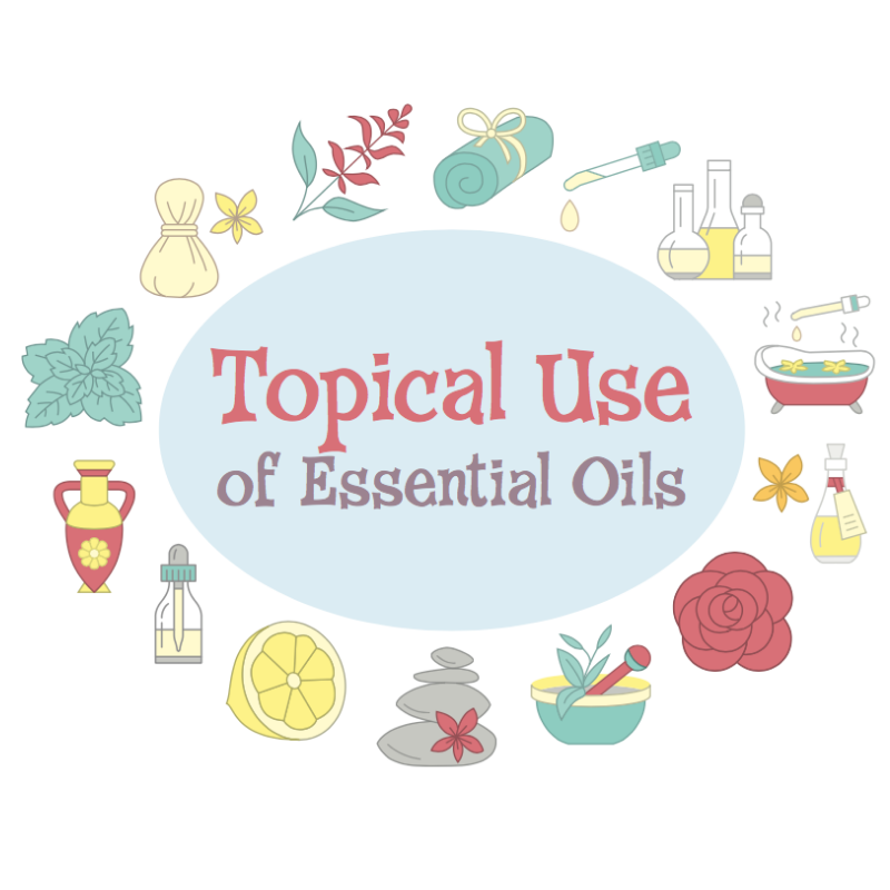 Topical Use of Essential Oils