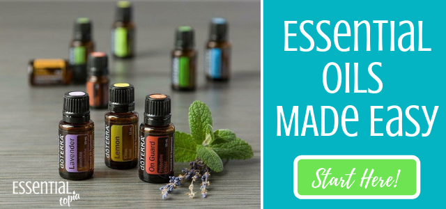 Essential Oils Made Easy Course